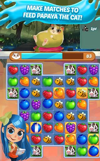 Juice Jam - Puzzle Game & Free Match 3 Games Apkfinish screenshots 5