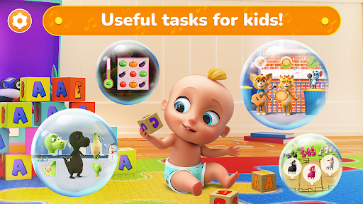 LooLoo Kids World: Learning Fun Games for Toddlers  screenshots 6