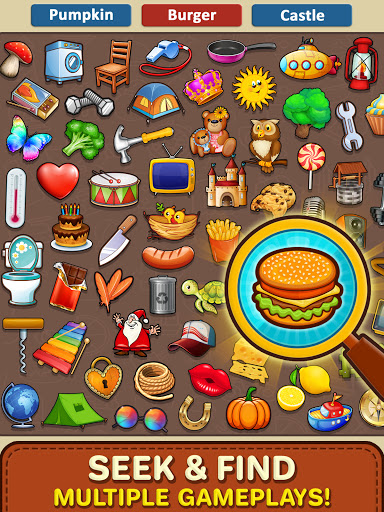 Find It - Find Out and Hidden Objects 1.2 screenshots 14