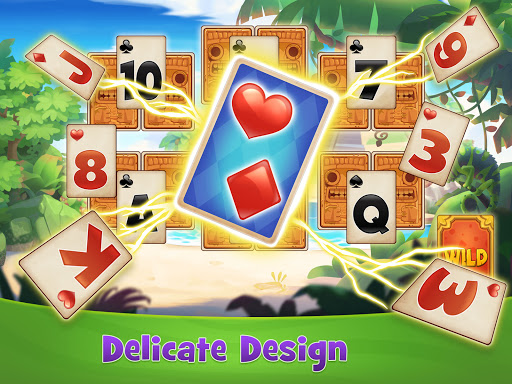 Solitaire TriPeaks Adventure - Free Card Game 2.3.4 screenshots 7