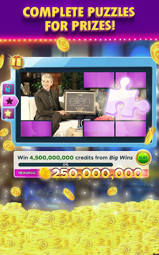 Ellen's Road to Riches Slots & Casino Slot Games modavailable screenshots 5