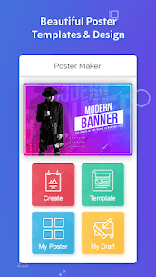 Poster Maker Flyer Maker, Banner, Ads, Logo Maker 4