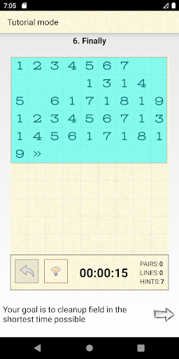 School Numbers Free Math Puzzle 2.40 screenshots 5
