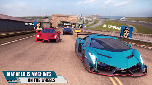 Real Turbo Drift Car Racing Games: Free Games 2020 Apkfinish screenshots 5