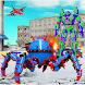 Spider Robot transformer:Truck Robot Transforming