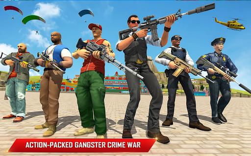 Gangster Crime Simulator 2020: Gun Shooting Games screenshots 16