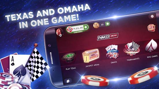 Poker Texas Holdem Live Pro 7.1.1 APK screenshots 10