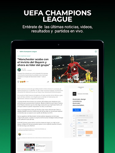 TUDN: Univision Deportes Network 12.2.4 Screenshots 21