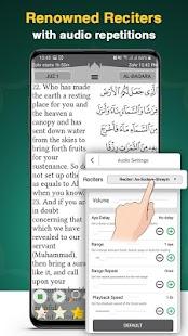 Quran Majeed – القران الكريم: Prayer Times & Athan Screenshot