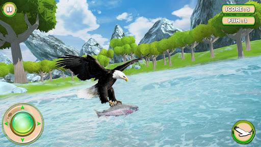 Golden Eagle Survival Simulator: Fish Hunting 3D 1.3 screenshots 2
