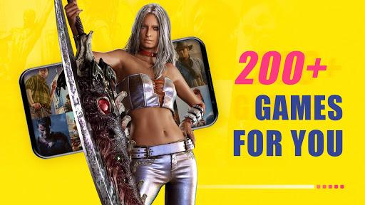 Gloud Games -Free to Play 200+ AAA games  screenshots 3