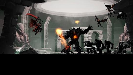 Shadow of Death  Dark Knight – Stickman Fighting Apk Download 5