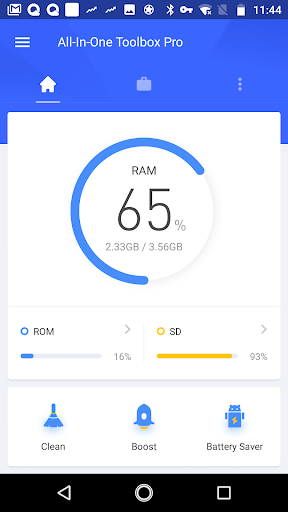 Game Booster (Plugin)  Screenshots 1