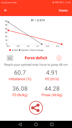 My Jump 2: Measure your jumpのおすすめ画像3