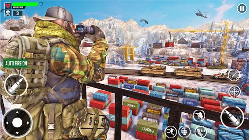 New Shooting Games 2021: Free Gun Games Offline  screenshots 7