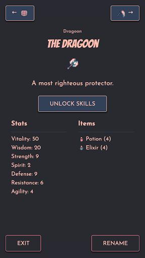 The Gauntlet: Roguelike Turn-based RPG 1.0.31 screenshots 5