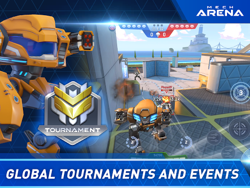 Mech Arena: Robot Showdown  screenshots 22