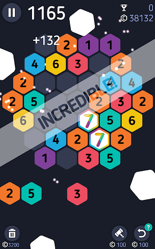 Make7! Hexa Puzzle  screenshots 3