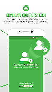 Duplicate Contacts Fixer and Remover 2.1.2.29 Apk 1