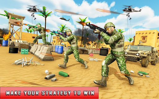 FPS Shooter Games 2020:New Counter Terrorist Game goodtube screenshots 14