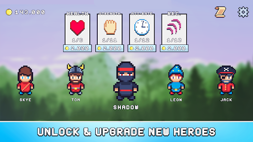 Pixel Legends: Retro Survival Game 1.4 screenshots 13