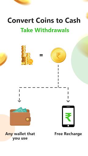 Earn Wallet cash, Free mobile Recharge & coins apktram screenshots 8