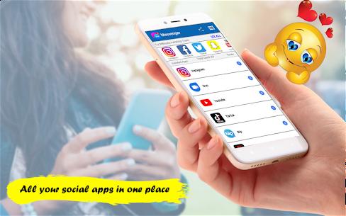 Messenger for All Social Networks 2