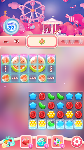 Candy Go Round - #1 Free Candy Puzzle Match 3 Game 1.4.1 screenshots 3
