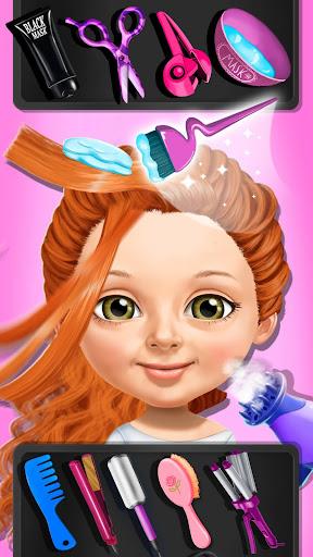 Sweet Baby Girl Beauty Salon 3 - Hair, Nails & Spa  screenshots 5