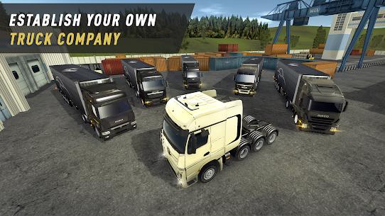 Truck World: Euro & American Tour (Simulator 2020) Mod Apk 1.19707070 (Unlimited Money/Gold) 3