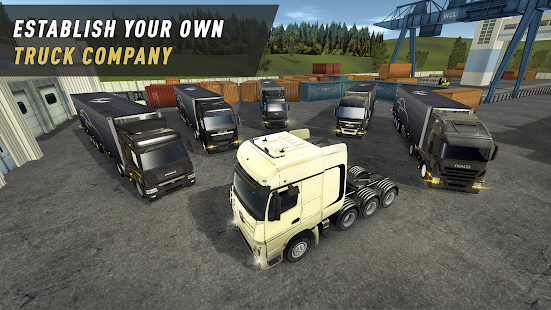 Truck World: Euro & American Tour (Simulator 2020) mod apk