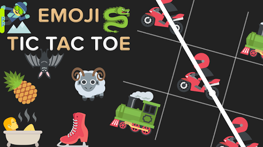 Tic Tac Toe For Emoji 5.8 screenshots 2
