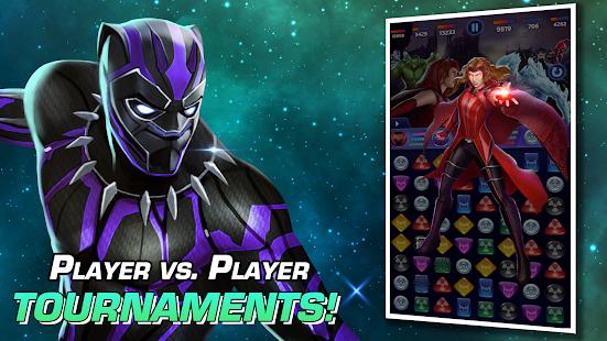 MARVEL Puzzle Quest: Join the Super Hero Battle! 236.582547 screenshots 4