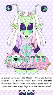 Monster Girl Maker 2 Apk Download NEW 2021 1