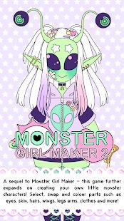 Monster Girl Maker 2 2.0.0 screenshots 1