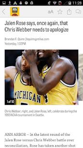 MLive.com: Michigan Hoops News 3.9.1 Unlocked MOD APK Android 2