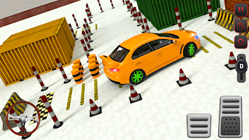Car Parking Game 3D: Car Racing Free Games
