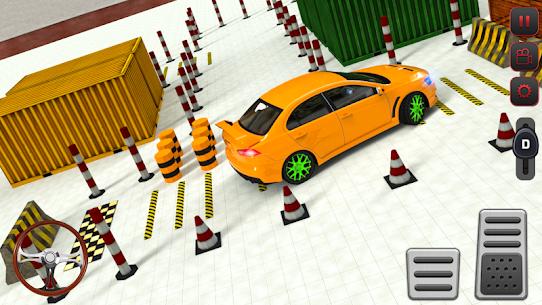 Otopark 3D: Araba Sürüş Video Full Apk İndir 1