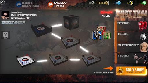 Muay Thai 2 - Fighting Clash  screenshots 13