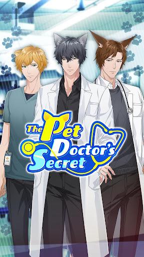 The Pet Doctor's Secret : Romance Otome Game 2.0.6 screenshots 1