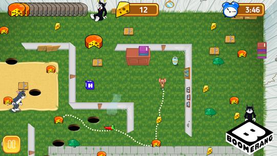 Tom & Jerry: Mouse Maze FREE Mod Apk (Unlimited Money) 5