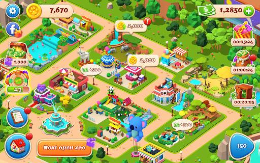 Zoo Tilesuff1aAnimal Park Planner android2mod screenshots 21