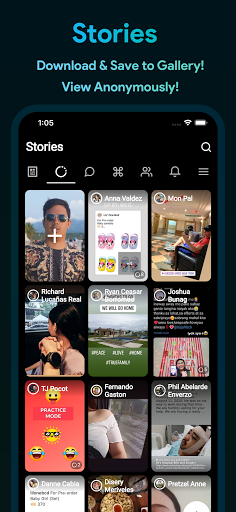 Save Story for Facebook Stories - Download  Screenshots 3