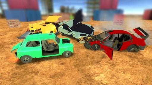 Car Crash Simulator Royale  Screenshots 3