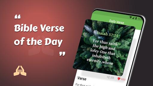 King James Bible (KJV) - Free Bible Verses + Audio android2mod screenshots 9
