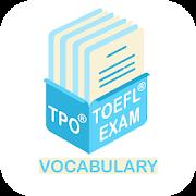 Vocabulary for TOEFL® - TPO® Words Flashcards