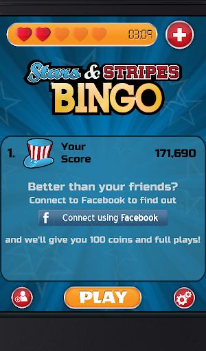 Stars and Stripes Bingo: FREE For PC Windows (7, 8, 10, 10X) & Mac Computer Image Number- 8