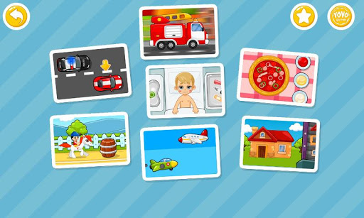 Kids Games - profession apktram screenshots 9