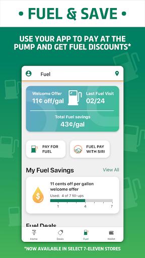 7-Eleven: Rewards & Shopping screenshots 4