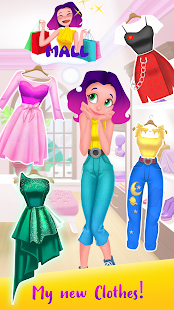 Violet the Doll - My Virtual Home